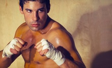 5 or 10 Krav Maga Classes at Top Gun Karate and Fitness (Up to 76% Off)