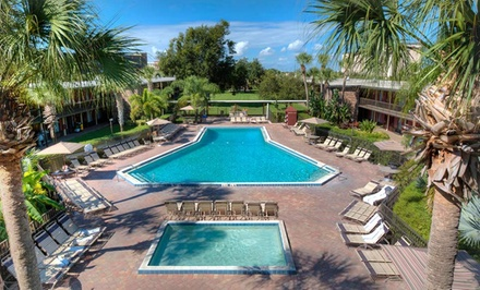 Groupon Deal: Stay at Rosen Inn International in Orlando, FL
