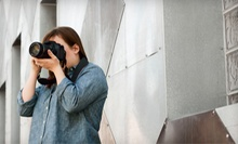 Photography Boot Camp or Three-Day Seminar from The House of NyghtFalcon (Up to 57% Off). Three Options Available.