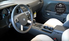 $99 for a Platinum Detailing Package at Jim Thompson Chrysler ($249.99 Value)