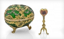 Fabergé: A Brilliant Vision Exhibit & Museum Access for Two or Four at the Houston Museum of Natural Science (Half Off)