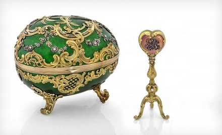 Faberg: A Brilliant Vision Exhibit &amp; Museum Access for Two or Four at the Houston Museum of Natural Science (Half Off)