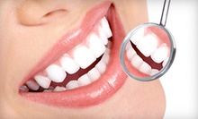 $99 for an Exam, Four X-rays, Cleaning, and Whitening Pen from Smile Dental Care (Up to $288 Value)