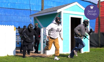 Paintball Outing with Rental Equipment and Paintballs for Two or Four at Paintball Explosion (Up to 66% Off)