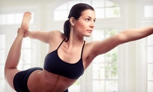 $49 for 10 Yoga or Core Classes at Vital Body Therapy ($115 Value)