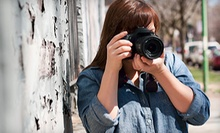 Two-Hour Photo Seminar or Six-Week Intro to Photography Class at Landers Photography School (Up to 60% Off)
