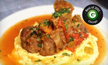 Lithuanian Food and Drinks at Grand Duke's Restaurant (Up to 52% Off). Two Options Available.