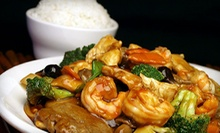 Dinner and Drinks for Two or Four at D. Fong's Chinese Cuisine (Up to 54% Off)