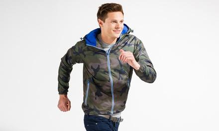 T-shirts para mulher e homem, casaco unissexo, saco e saco desportivo, mochilas e chapéus de camuflagem desde 9,90€