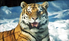 $25 for a One-Year Family Membership to the Henry Vilas Zoo ($50 Value)