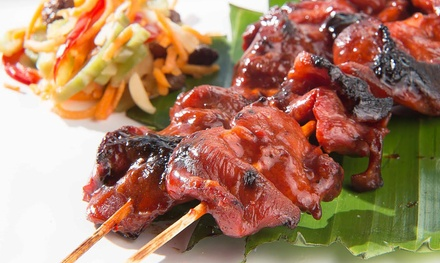 Filipino Food at Kusina Restaurant & Market (Up to 43% Off). Two Options Available.