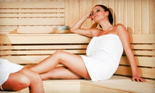 Three or Five Infrared-Sauna Sessions, Month of Sauna Sessions, or a Sauna Package at Talega Day Spa (Up to 53% Off)