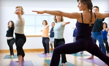 $59.99 for 10 Yoga or Pilates Classes at Balanced Body Chiropractic Center ($120 Value)