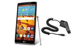 Lg G Stylo 4g Lte Smartphone For Boost Mobile