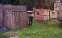 Paintball Game Package for Two or Four at Wildcat Paintball in Williamson (56% Off)
