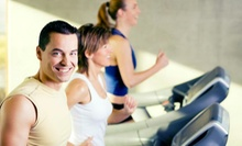 One Month of Unlimited Group Fitness Classes for One or Two at High Definition Training (Up to 83% Off)