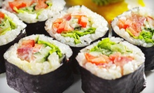 $15 for $30 Worth of Sushi, Sashimi, and Drinks at Kobe Cho Sushi
