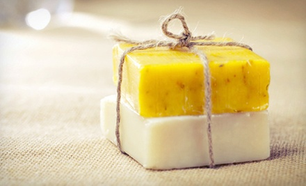 Candle-Making or Soap-Making Class for One or Two at Aztec International Incorporated (Up to 55% Off)