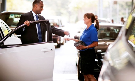 $15 for Three Days of Indoor Valet Parking from Park 'N Fly – Nashville ($47 Value)