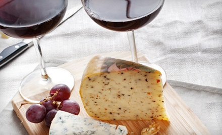 Wine Tasting for One or Two at Food &amp; Wine by Nafi (Up to 53% Off)