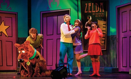 "$22.50 for ""Scooby-Doo Live! Musical Mysteries"" at Comerica Theatre on May 14 at 6:30 p.m. (Up to $45 Value)"
