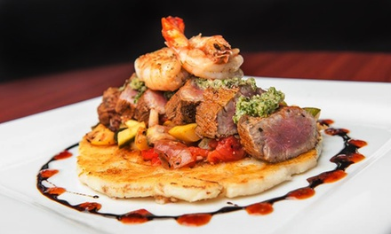 Latin Fusion Meal for Two or Four with Drinks at Verde (38% Off)