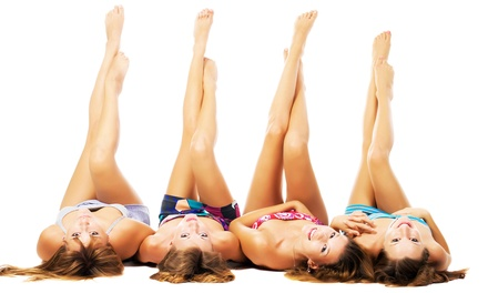 Laser Hair Removal for a Small, Medium, Large, or Extra-Large Area at Health First Wellness Center(Up to 93% Off)