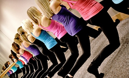 5, 10, or 20 Barre Fitness Classes at Pure Barre Arlington (Up to 74% Off)