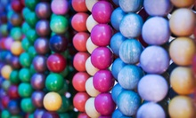 $25 for $50 Worth of Beads, Accessories, and Classes with Option for Two-Hour Necklace-Making Class at Beading2Go