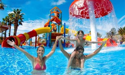 Aqualand Algarve — Armação de Pera: entrada de criança ou adulto para o parque aquático desde 4,80€