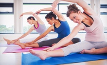 10 or 20 Yoga Classes at Kelowna Hot Yoga Studio (Up to 69% Off)