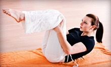 10 or 15 Womens Fitness Classes at RoxStar Fitness (Up to 80% Off)