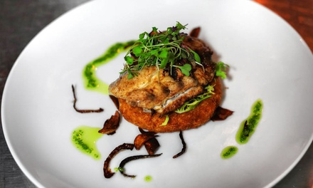 Modern Bistro Dinner Cuisine at Byte Restaurant (43% Off). Two Options Available. Groupon Reservation Required.