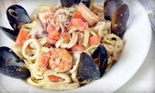 Steaks, Seafood, and Pasta at La Patagonia Argentina (Half Off). Two Options Available. 