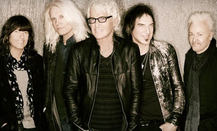 The Midwest Rock 'n' Roll Express 2013 Featuring REO Speedwagon, Styx, and Ted Nugent at Ford Center on May 15 at 7 p.m.
