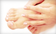 One Mani-Pedi or Two Pedicures at Divines Destiny Spa (Half Off)