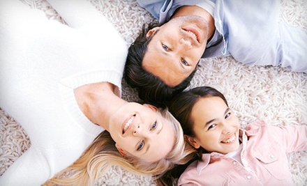 Two Rooms of Carpet Cleaning with Optional Sanitizer from Chem-Dry of Hartford County (Up to 55% Off)