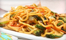 $10 for $21 Worth of Make-Your-Own Mongolian Stir-Fry FridaySunday or MondayThursday at Jung's Mongolian Grill