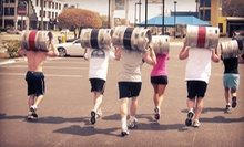 10 or 20 CrossFit Classes at Body Construction (Up to 60% Off)