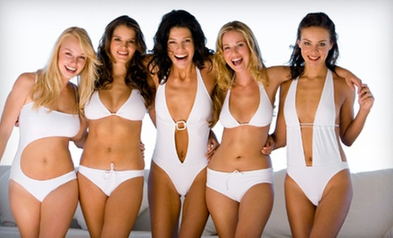 One, Two, or Three Brazilian Waxes or One Pure Betweenie Bikini Wax at Pure Aesthetics Boutique Day Spa (Up to 59% Off)