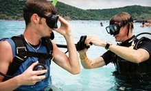 $189 for an Open-Water Certification Package at Mac's Sports ($379.90 Value)