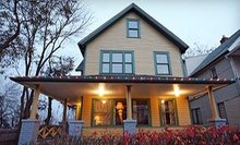 """A Christmas Story"" House &amp; Museum Visit for Two or Four (Up to Half Off)"