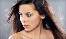 Facial or a Microdermabrasion Treatment and Express Facial at 5th Avenue Salon & Spa (Up to 52% Off)