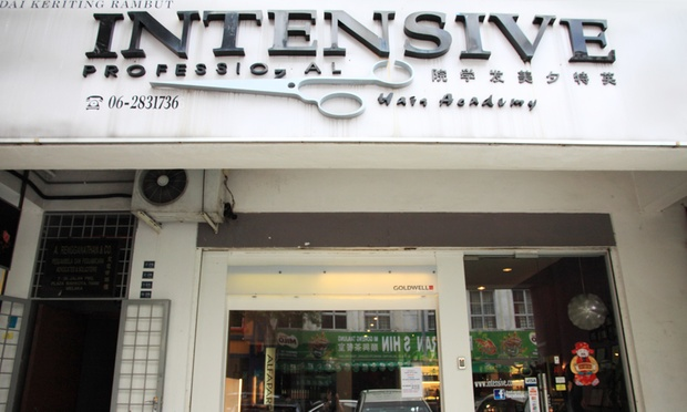 Intensive hair coulture melaka groupon for Accolades salon groupon