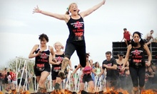 $40 for a Gladiator Rock'n Run 5K Obstacle-Race Entry on Saturday, September 7, at Steel City Raceway (Up to $85 Value)