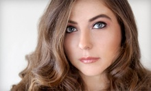 Haircut and Color Services at Chariets Salon & Spa (Up to 62% Off). Three Options Available.