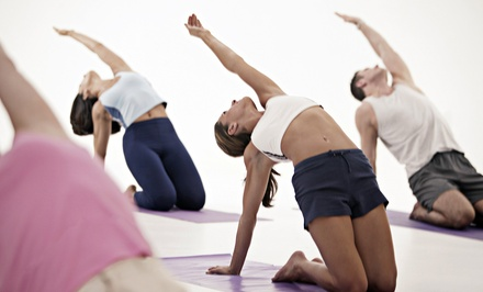 5 or 10 Classes at Yoga Desha (Up to 70% Off)