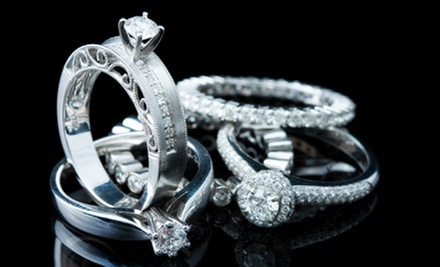 Jewelry, Appraisals, and Services at Metals In Time (Up to 84% Off). Three Options Available.