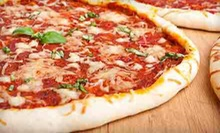 Burgers, Sandwiches, and Pizza for Dinner or Lunch at Play Pizzeria &amp; Pub (Half Off). Three Options Available.