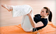 $25 for 25 Yoga Classes at Authentic Yoga Life ($285 Value)